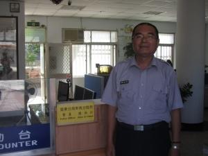 8警察退休西川